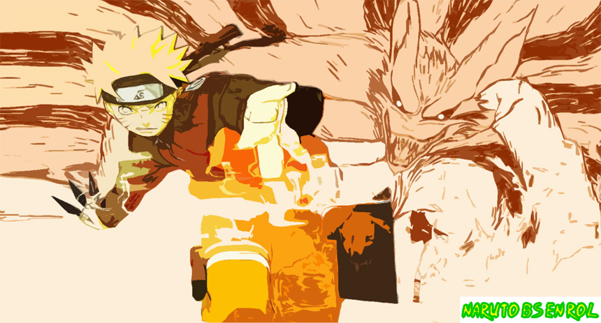 Naruto, Batallas Shinobi en Rol