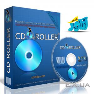 برنامج سيدي رولر CDRoller لاستعادة الملفات الضائعة