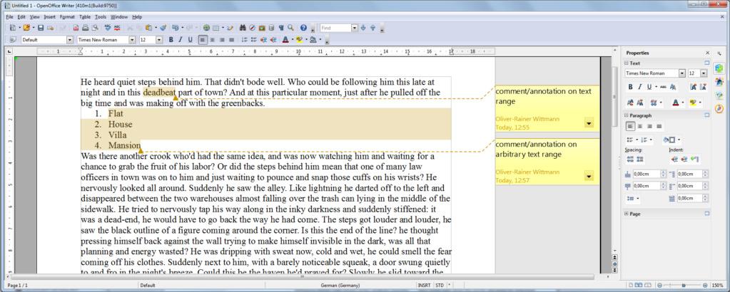 تحميل البرامج المكتبية Apache OpenOffice