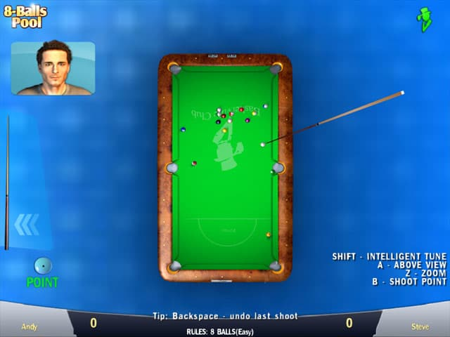 لعبة البلياردو الشهيرة | 8 Ball Poolَ