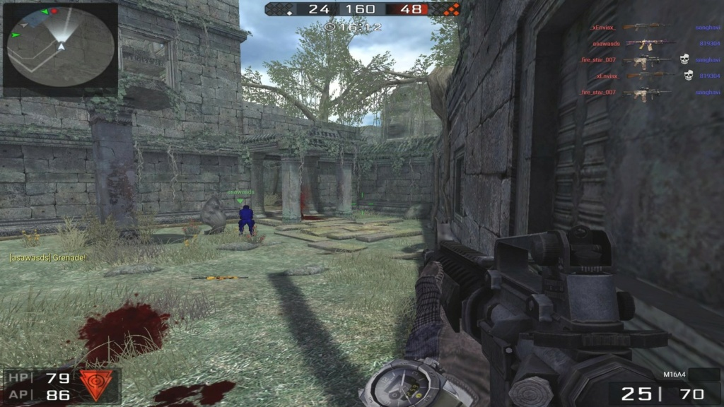 لعبة BlackShot اون لاين
