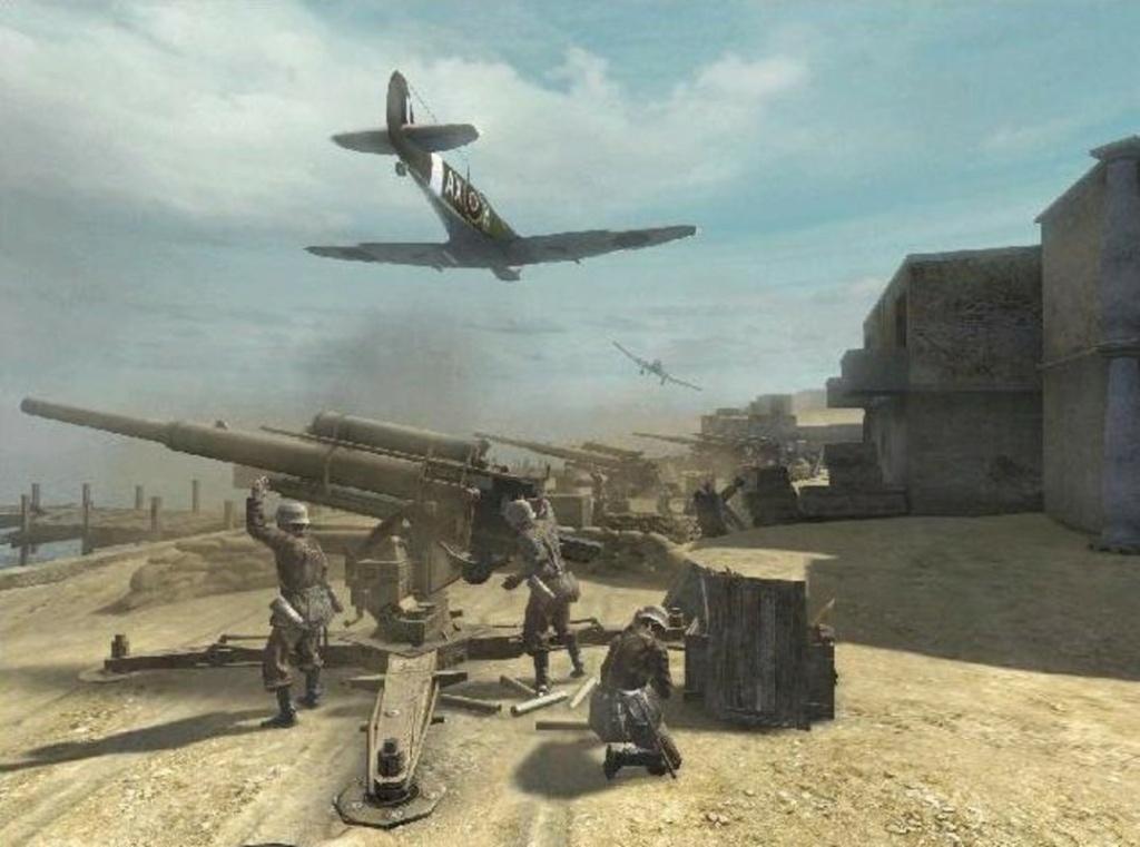 تحميل لعبة Call of Duty 2 المشهورة