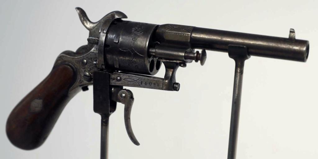 مسدس شجار رامبو وفيرلين في المزاد العلني
