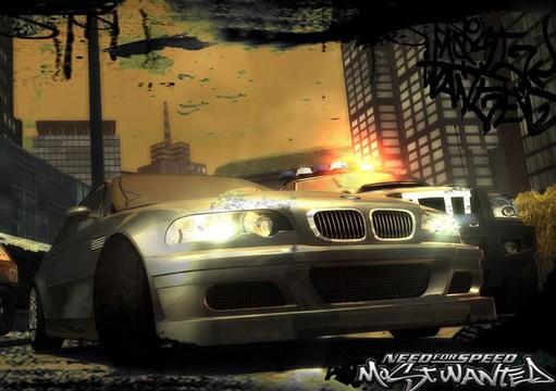 لعبة السيارات الشهيرة Need for Speed Most Wanted