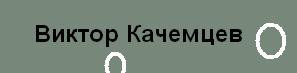 Виктор качемцев