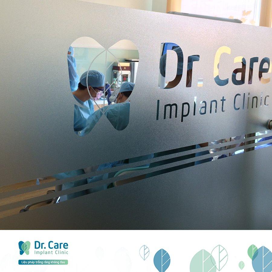Dr. Care - Nha Khoa Trồng Răng Đầu Tiên